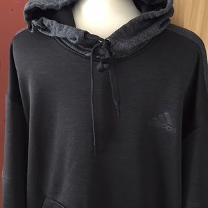 NWOT hooded sweatshirt